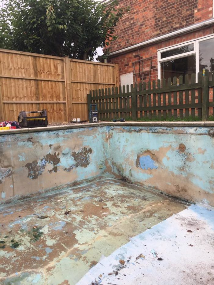 Swimming Pools Fibreglass Roofmaster