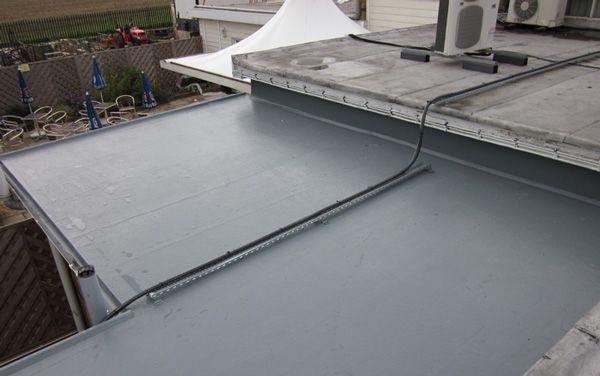 Gallery Fibreglass Roofmaster